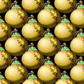 Frog World at Night