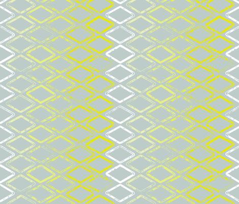 orange_ombre_square_diamond_tile_turn3 fabric by cameronhomemade on Spoonflower - custom fabric