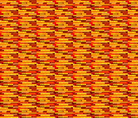 Twelve Step Verbs Four fabric by pd_frasure on Spoonflower - custom fabric