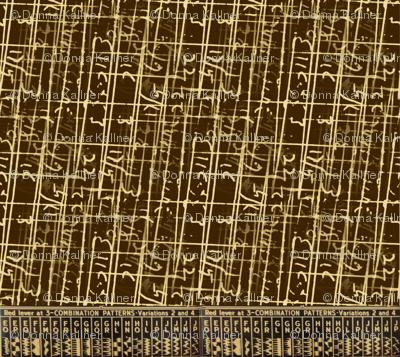 Quantum Embroidery