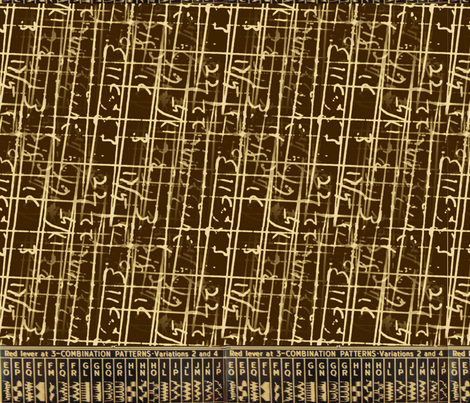 Quantum Embroidery fabric by donna_kallner on Spoonflower - custom fabric