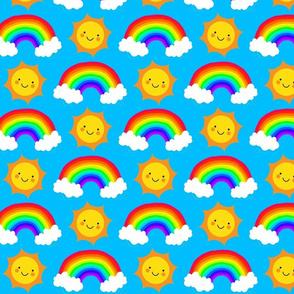 Calico Sunshine