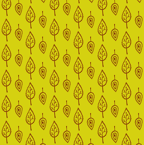 paisley fabric by hurryhome on Spoonflower - custom fabric