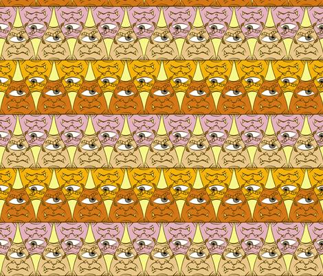 eye_spy_cy fabric by eric_october on Spoonflower - custom fabric
