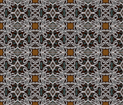 Ready or Knot fabric by relative_of_otis on Spoonflower - custom fabric