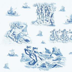 Odyssey Toile