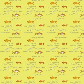 Goldfishswimlime