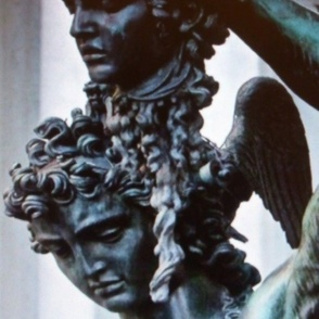 Perseus and the Head of Medusa Large Scale