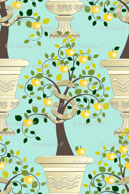 Guarding Golden Apples