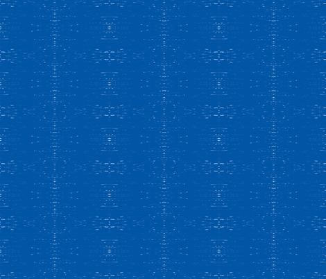B_L_U_E Crazy fabric by dsa_designs on Spoonflower - custom fabric