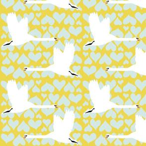 Swan - Gold