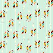Large Arrows: Mint
