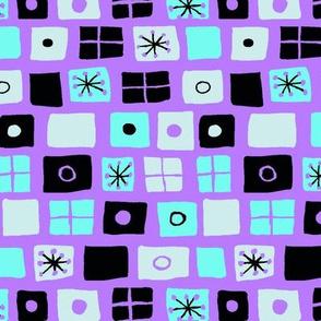 Modern Flags Purple Brighter