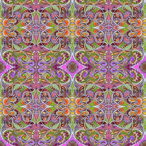 Harvest's Bounty fabric by edsel2084 on Spoonflower - custom fabric