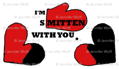 I'm S'mitten With You