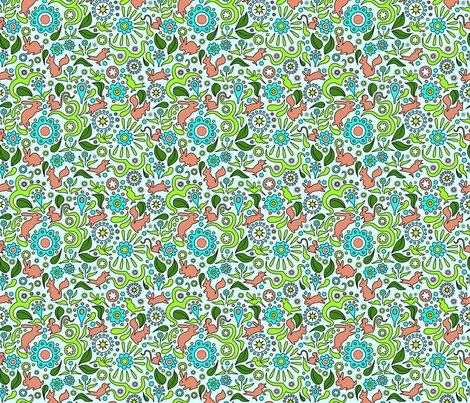 Rabbit_flwr_pattern_blue_lt_brn_ed_shop_preview