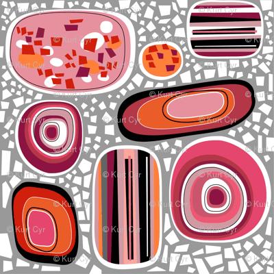 terrazzo - rose quartz