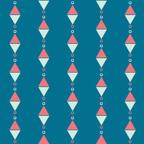 geo fun one fabric by hurryhome on Spoonflower - custom fabric