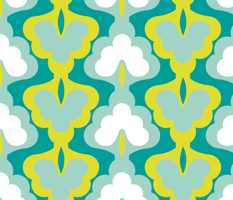 boompjes_patroon fabric by rhubarbdesign on Spoonflower - custom fabric