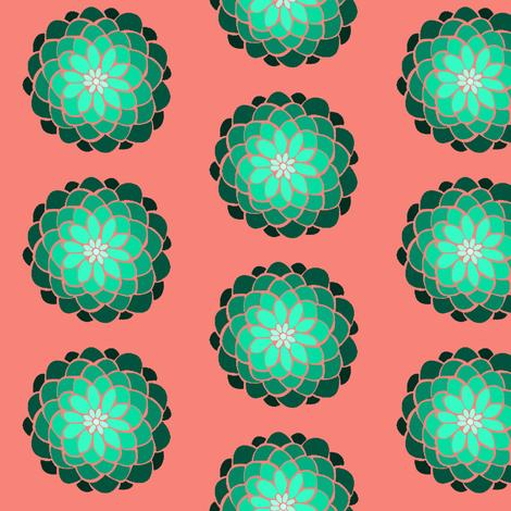 mums the word fabric by mezzime on Spoonflower - custom fabric