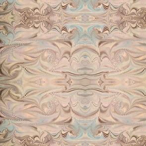 Turquoise Tarak Mirrored