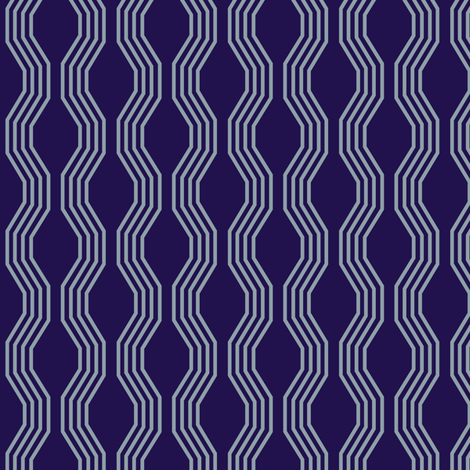 Route fabric by spellstone on Spoonflower - custom fabric