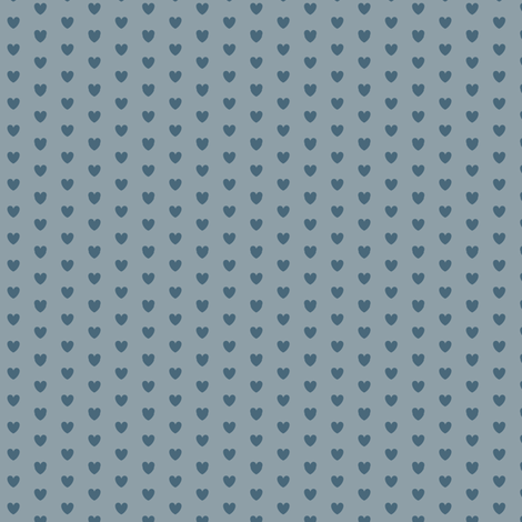 Heart fabric by spellstone on Spoonflower - custom fabric