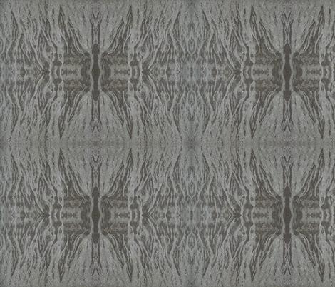 Beach Sand Butterfly: gray fabric by callioperosehandcarjones on Spoonflower - custom fabric