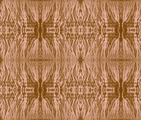 Beach Sand Butterfly: warm fabric by callioperosehandcarjones on Spoonflower - custom fabric