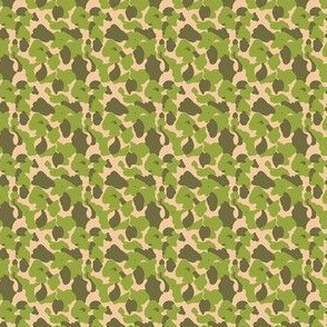 USA parachute camouflage (old colors)