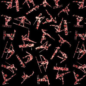 gymnastleopardred