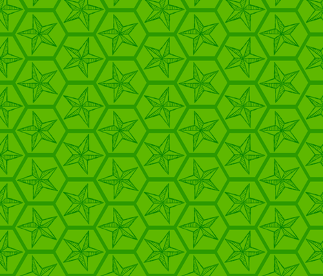 beehave fabric by keweenawchris on Spoonflower - custom fabric