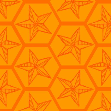 bee happy fabric by keweenawchris on Spoonflower - custom fabric