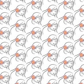 frangipani girl