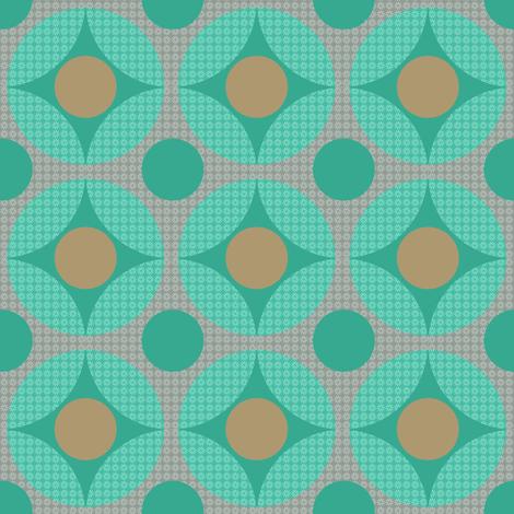 Jazz cats coordinate fabric by vo_aka_virginiao on Spoonflower - custom fabric