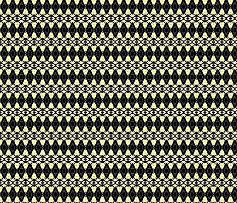 Mod Block fabric by missmorice on Spoonflower - custom fabric