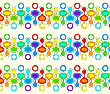 rainbowrevision fabric by etornblom on Spoonflower - custom fabric