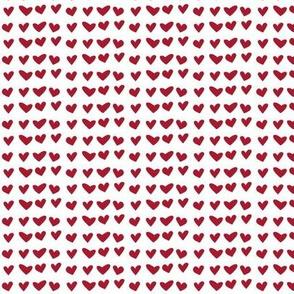 Hearts - small scale