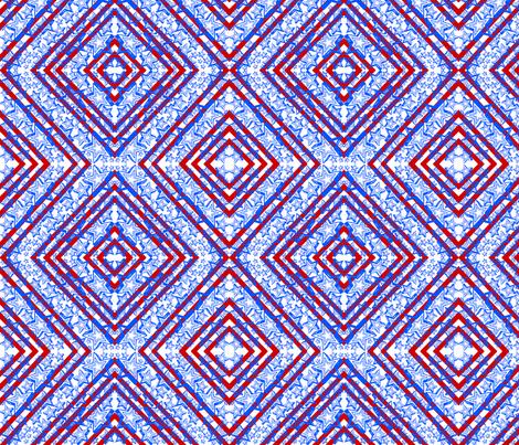 Stars Stripes 4 Ever fabric by dsa_designs on Spoonflower - custom fabric