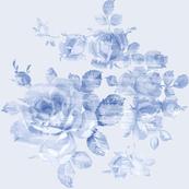 Sweet Adeline in Blueberry Blue