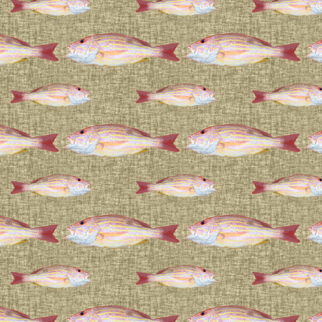 Fish On! fabric by cksstudio80 on Spoonflower - custom fabric