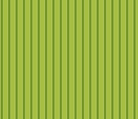 Pear_Green_Stripe fabric by kelly_a on Spoonflower - custom fabric