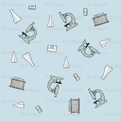 microscope ditsy