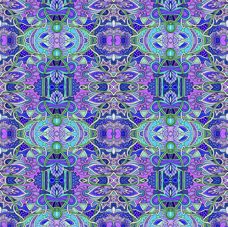 That Purple Nineteenth Century Feeling fabric by edsel2084 on Spoonflower - custom fabric