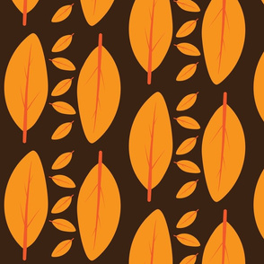 Autumn fall leafs
