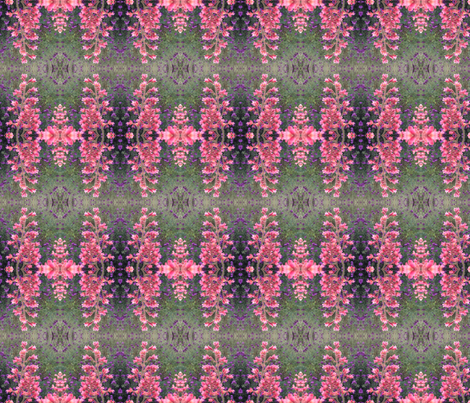 Spring Pinks fabric by americanmom on Spoonflower - custom fabric