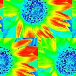 Mod Sunflowers 2