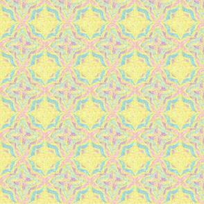 Pinwheel Kaleidoscope Serene