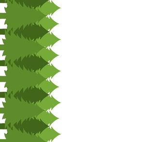 Evergreen Northwest White Double