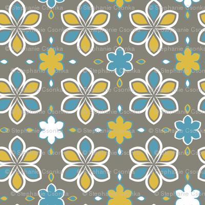 Mod Florals
